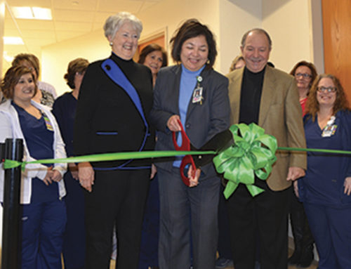 Allen Cancer Center at Nanticoke redesign unveiled