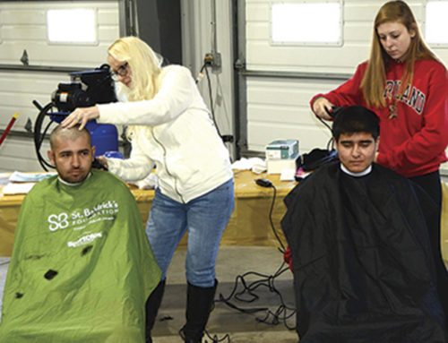 Seaford students raise money to fight childhood cancer