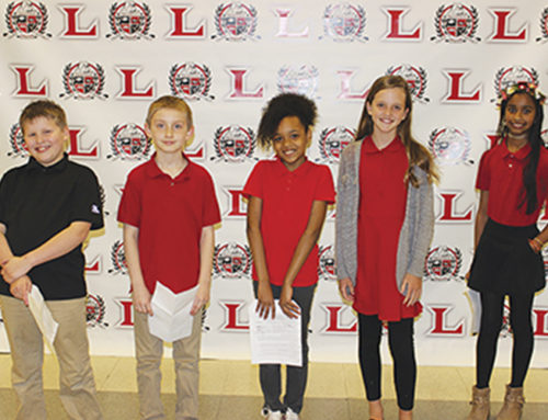 Laurel students recognized at school board meeting for their accomplishments