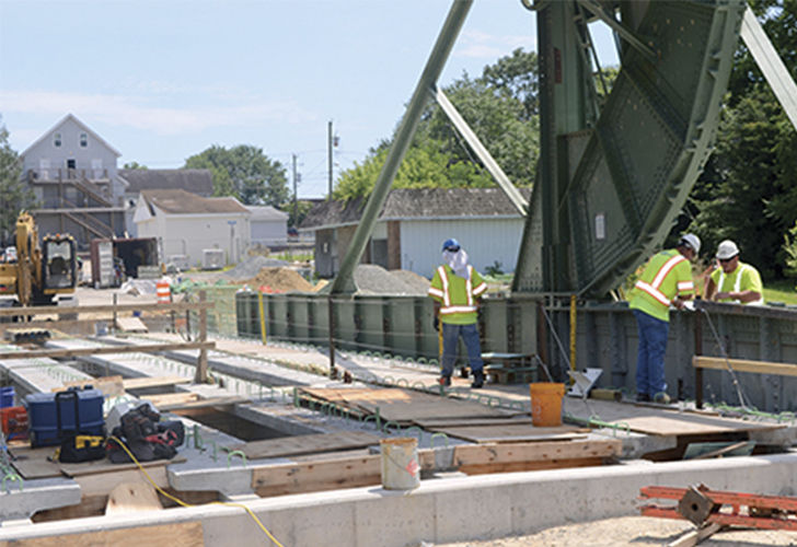 Central Avenue Bridge delay frustrates residents, businesses and