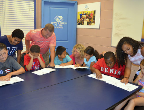 Boys and Girls Club receives funding for school partnership
