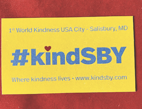Salisbury celebrates random acts of kindness week 2021