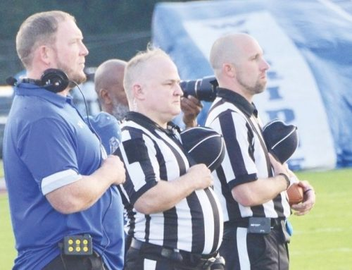 Shortage of football officials leads to rescheduling of high school games