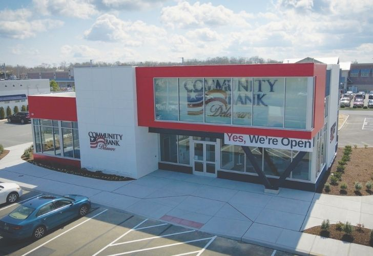 Community Bank Delaware remains true to its name