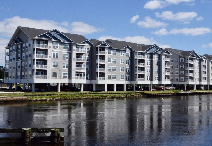 Seaford Council discusses Residences at Riverplace developer's request