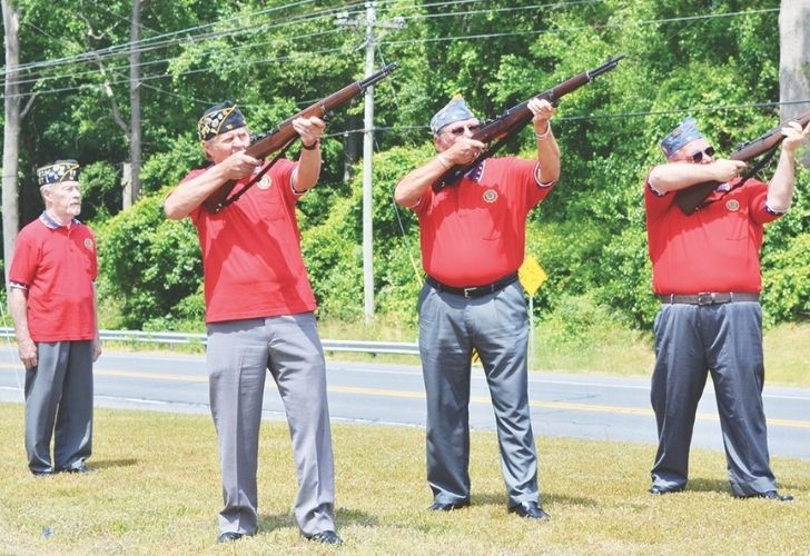 Laurel Post 19 welcomes community back for Memorial Day Services