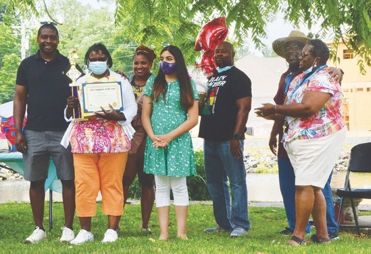 ARK Educational Resource Center holds Seventh Annual Awards Ceremony Janosik Park