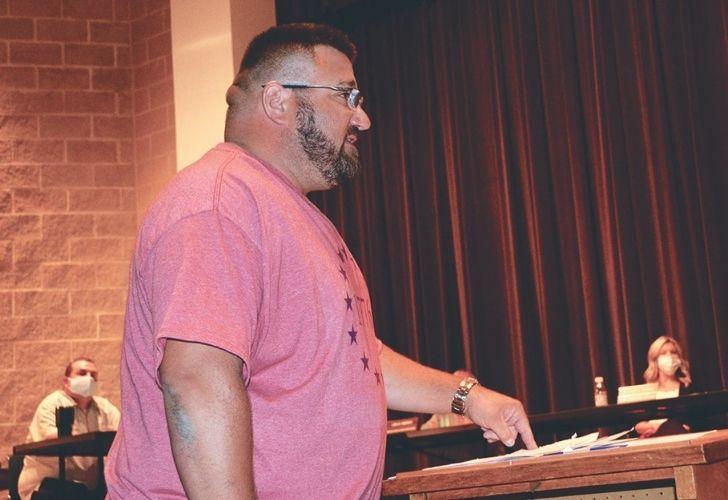 Delmar School Board applauds community members for speaking out against masks
